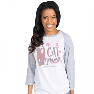 Cat Mama Vintage by Simply Southern