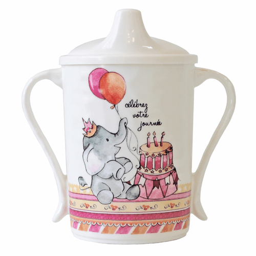 Celebrate Your Day Sippy Cup by Baby Cie