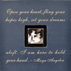 Charcoal Open Your Heart Photobox by Sugarboo Designs - Special Order