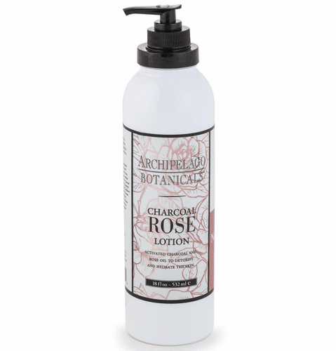 Charcoal Rose 18 oz. Body Lotion by Archipelago