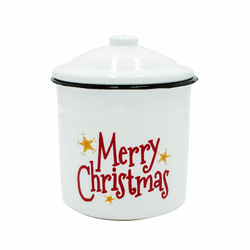 Christmas Morning Coffee Festive Holiday Large Canister Swan Creek Candle
