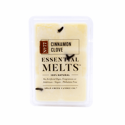 Cinnamon Clove 4.5 oz. Swan Creek Candle Essential Melts