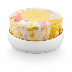 Citron Star Jasmine Bouquet Tin Illume Candle