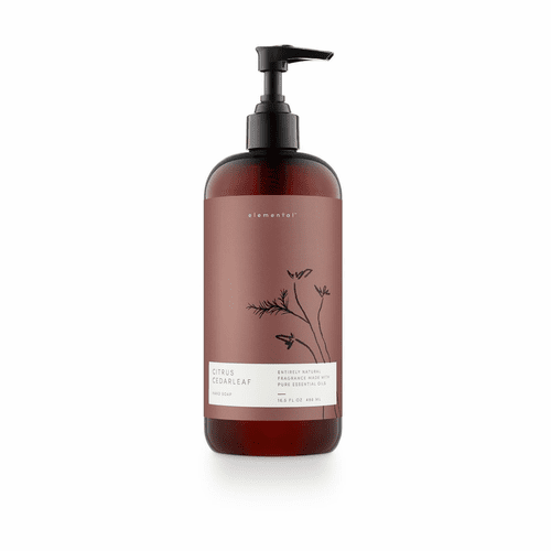 Citrus Cedarleaf Elemental Hand Soap by Illume Candle