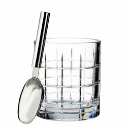 Cluin Ice Bucket with Scoop by Waterford