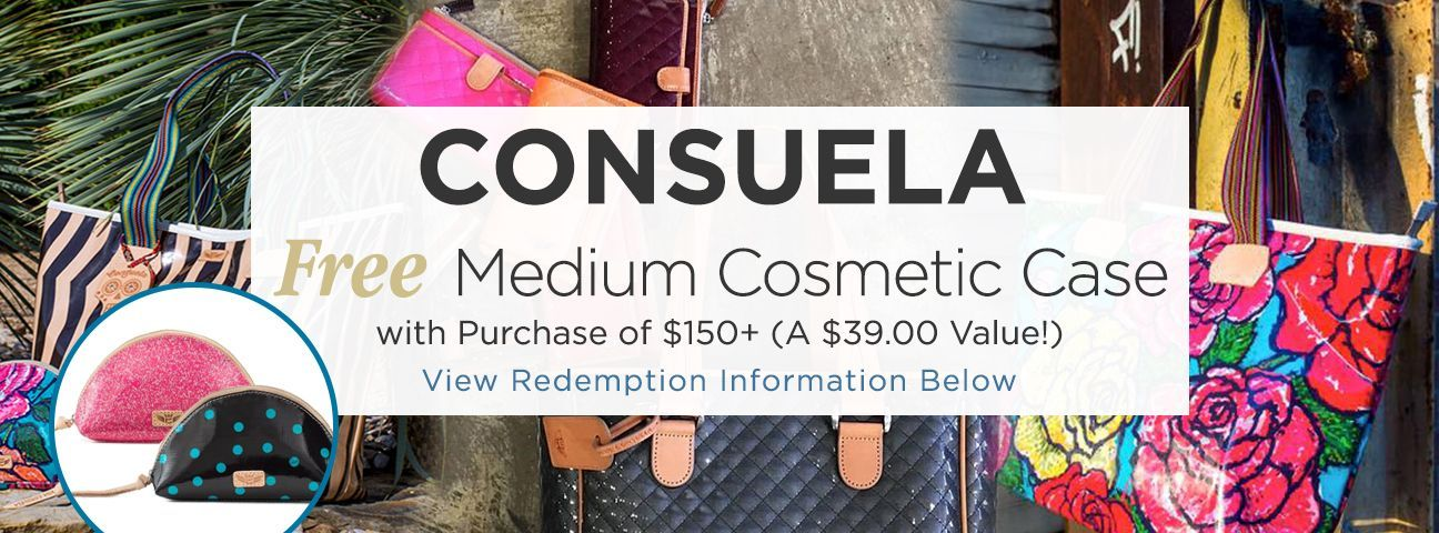 Cosmetics by Consuela