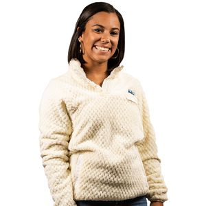 Cream Simply Soft Pullover by Simply Southern