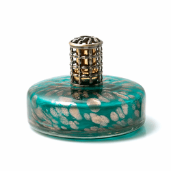 Cyan Leopard Fragrance Lamp by La Tee Da