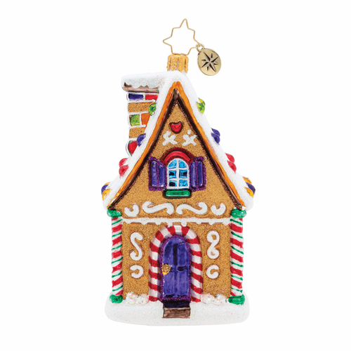 Delicious Treasure! Ornament by Christopher Radko - (Available March)