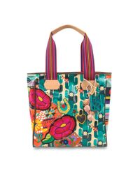 Dezi Playa Classic Tote by Consuela