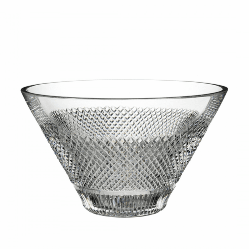 """Diamond Line 10"""" Bowl by Waterford"""