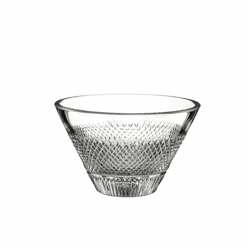 """Diamond Line 5"""" Nut Bowl by Waterford"""