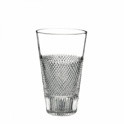 "Diamond Line 8"" Vase by Waterford"