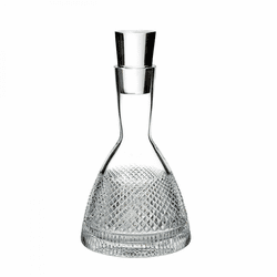 Diamond Line Decanter by Waterford