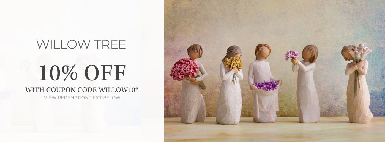 NEW! - Willow Tree Expressions Figurines