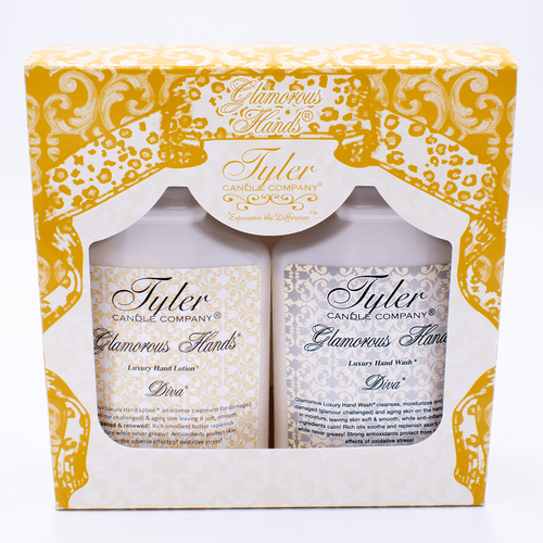 Diva Glamorous Hands Gift Set by Tyler Candle Company