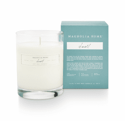 Dwell Boxed Glass Candle  - Magnolia Home by Joanna Gaines