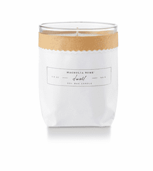 Dwell Kraft-Textured Bagged Candle  - Magnolia Home by Joanna Gaines