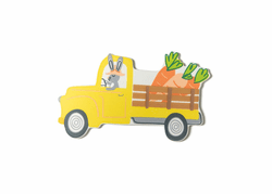 Easter Truck Big Attachment by Happy Everything!