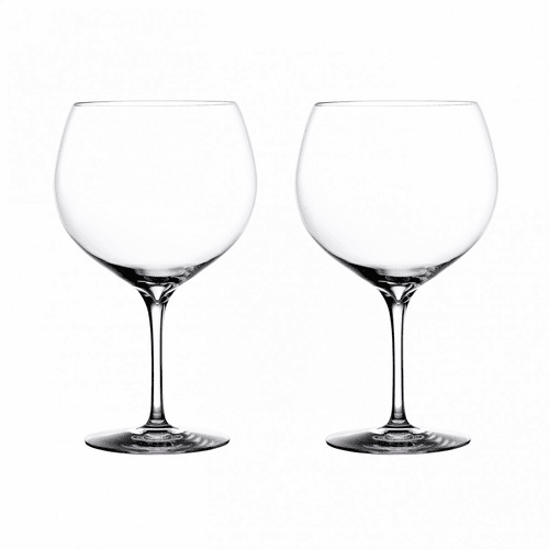 Elegance Gin Balloon Pair by Waterford
