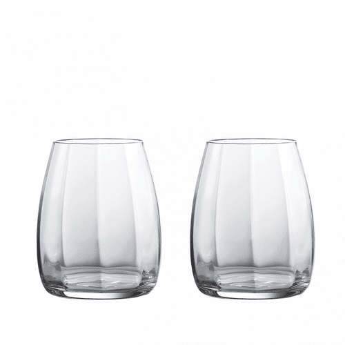 Elegance Optic Double Old Fashioned Pair by Waterford
