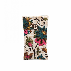 Eliza Floral Sunglass Case by Spartina 449