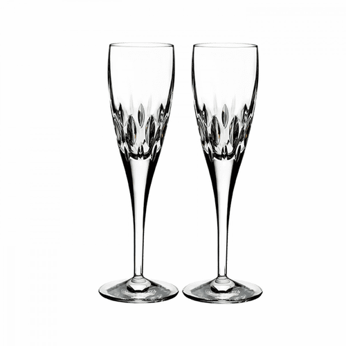 Enis Flute Pair by Waterford