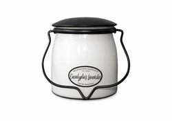Eucalyptus Lavender 16 oz. Butter Jar by Milkhouse Candle Creamery