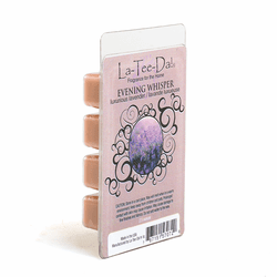 Evening Whisper Magic Melts by La Tee Da