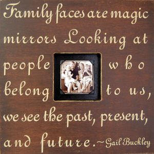 Family Faces Photobox Collection by Sugarboo Designs