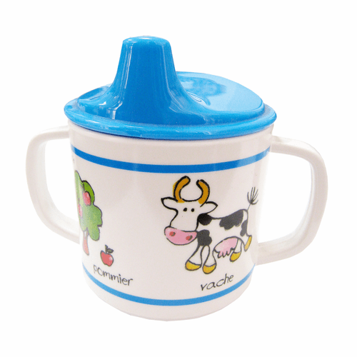 Farm Animals Sippy Cup by Baby Cie