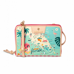 Florida All-in-One Phone Crossbody by Spartina 449