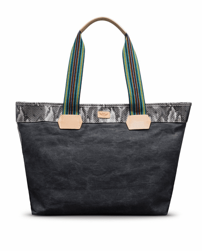 Flynn Zipper Tote by Consuela
