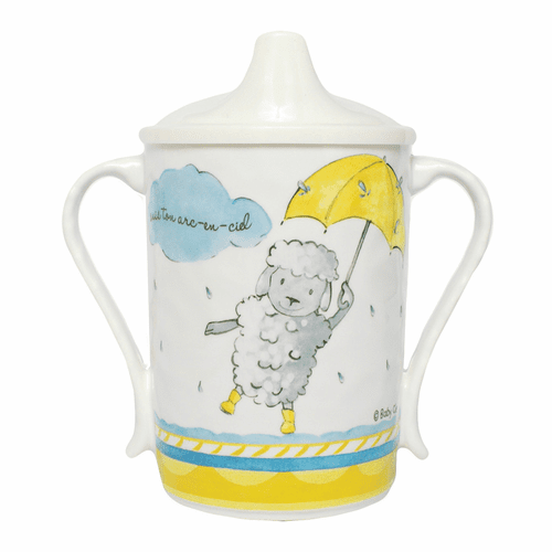 Follow Your Rainbow Sippy Cup by Baby Cie