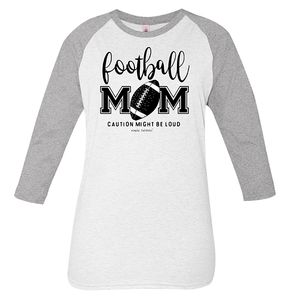 Football Mom Simply Faithful Tee by Simply Southern