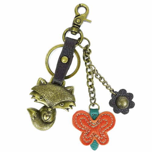 Fox Charming Key Chain by Chala