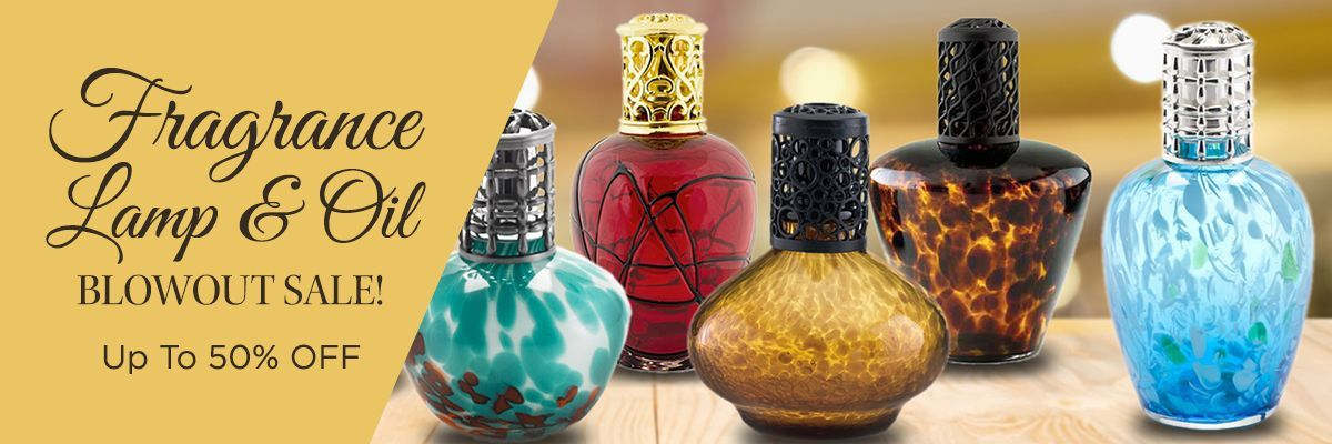 Fragrance Lamps & Oils