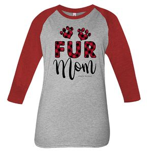 Fur Mom Simply Faithful Tee by Simply Southern