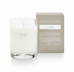 Gather Boxed Glass Candle  - Magnolia Home by Joanna Gaines