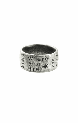 Genesis Band Ring (Size 10) by Waxing Poetic