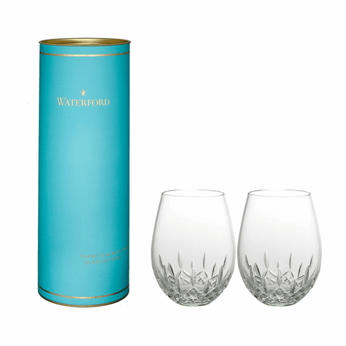 Giftology Lismore Nouveau Red Wine Pair by Waterford