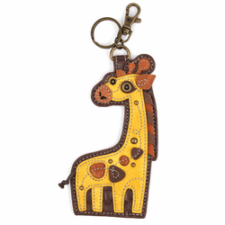 Giraffe Key Fob by Chala