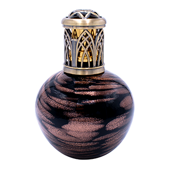 Gold in the Wind Fragrance Lamp by La Tee Da