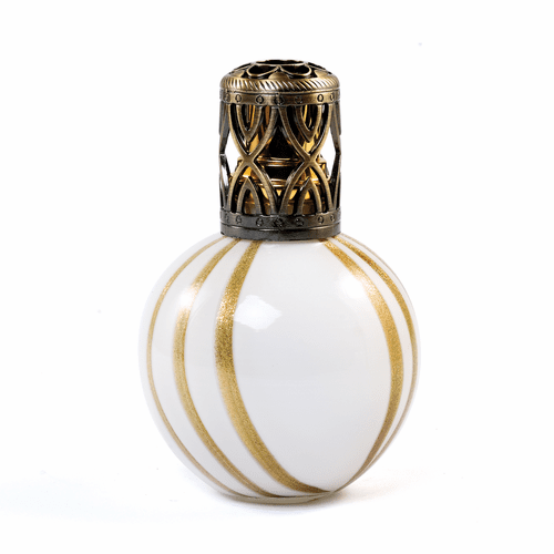 Gold Streak Fragrance Lamp by La Tee Da