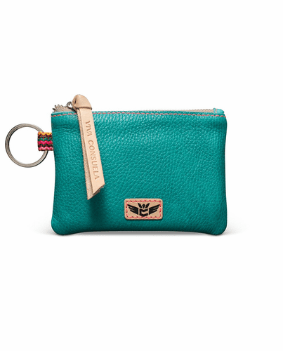 Guadalupe Teeny Pouch by Consuela
