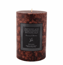 Havana Large Pillar Candle by Archipelago