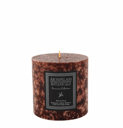 Havana Medium Pillar Candle by Archipelago