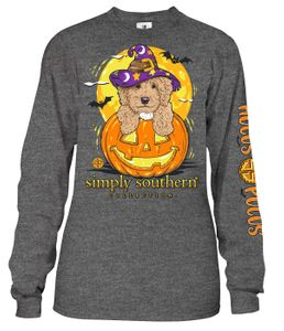 Hocus Pocus Long Sleeve Tee by Simply Southern