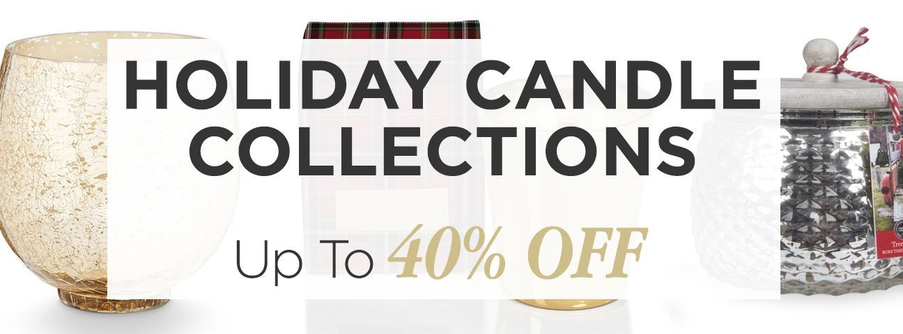 Holiday Candle Closeouts