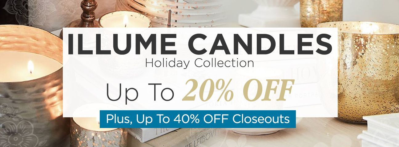 Holiday Collection by Illume Candles